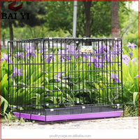 Colorful Large Animal Steel Pet Cages for Sale