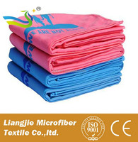 2015 the most popular new product sports towel suede towel wholesale china