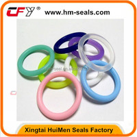 Clear Silicone O Ring ORing /O-Ring