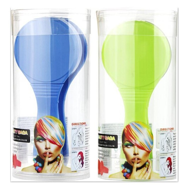 Temporary hair dye tong shape round hair chalk for party hot sale hair color powder oem odm service
