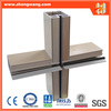 Aluminium extrusion for curtain wall(ZW-DW-001)