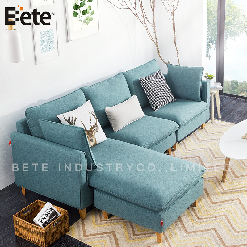 L Shaped Sofa Set Living Room