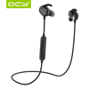 Bluetooth Headphones QCY QY19 Wireless Stereo Sport Earphones Headset Bluetooth 4.1, IPX4 Sweatproof,Secure Ear Hooks Design