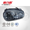 LED Head Lamp For VW Golf 4 OE:1J1941017F1B