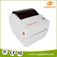Rongta New product-sticker barcode thermal label printer with USB