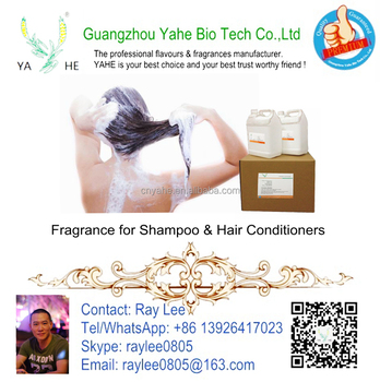 High quality long lasting HS fragrance for shampoo and hair conditioner products from China