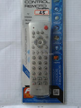 Private IR universal remote,specialized TV universal remote control