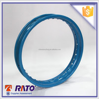 Chrome plated best price 18 inch motorcycle rim