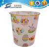 Practical and promotion gift cylinder plastic car trash can