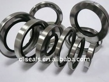 Stainless steel rotating metal shaft seals