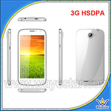 hspa phone wcdma 2100/850/1900 quad core mtk 6589 5 inch touch screen smartphone