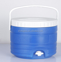 10 quart/9L insulated cooler barrel for camping