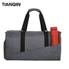 High Quality Top Design Overnight Bag Travel Duffel Bag with Shoe Pouch Alibaba