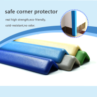 Eco friendly PU wall protector corner protector corner guard baby