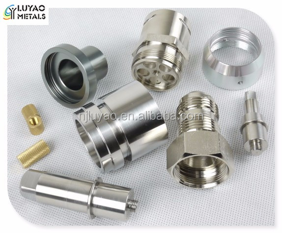 High Precision Machining Part, Lost Wax Casting and Machining Process