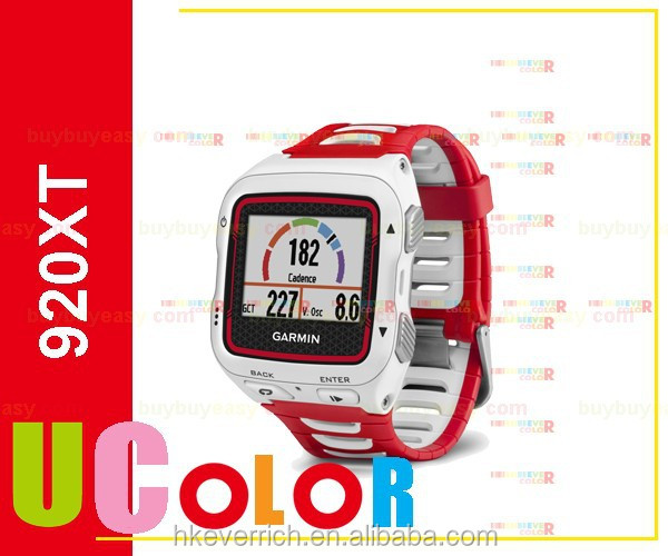 Genuine New Garmin Forerunner 920XT Watch - Red / White Not Ship To US & CANADA
