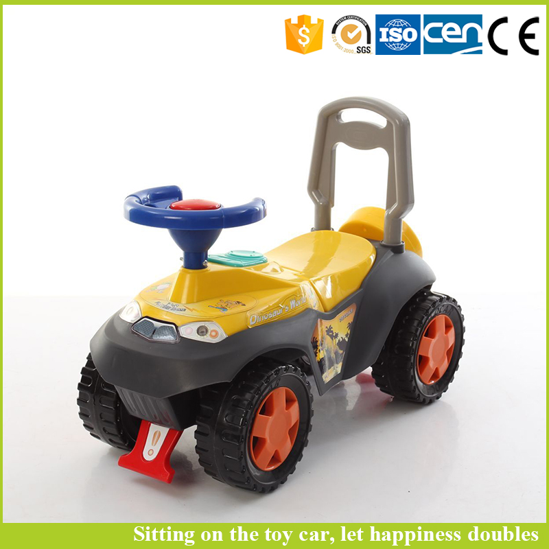 Factory Wholesale Cheap Price Baby Swing Car Plastic Twist Car Colorful Ride On Car