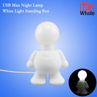 Honey baby decorative small bedroom USB man night light for kids