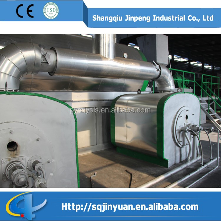 Health Care Waste to Generate Fuel Oil Furnace