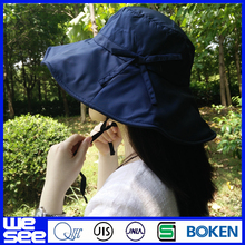 folding black waterproof rain hats for women