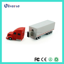 Truck shape flash memory usb,custom usb memory
