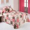 Turkish Wedding Bedspread Quilt and Curtain Set Luxury