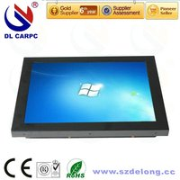 best seller black 15'' all in one touch screen desktop second hand desktop computer