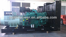 Standby power 2000kva industrial used heavy duty diesel welding generator