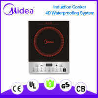 Good Quality Kitchen Appliances Ceramic Plate Induction Cooker, Magnetic Induction Plate