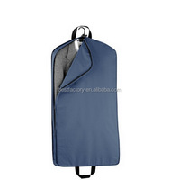 clear window nylon suit cover, hot suit bag, suit cover plastic
