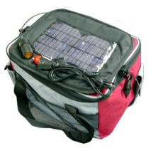 HSTD cooler bag New arrival solar power bag for frozen food from china