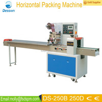 High speed instant food,instant dry dumplings packaging machine DS-250B