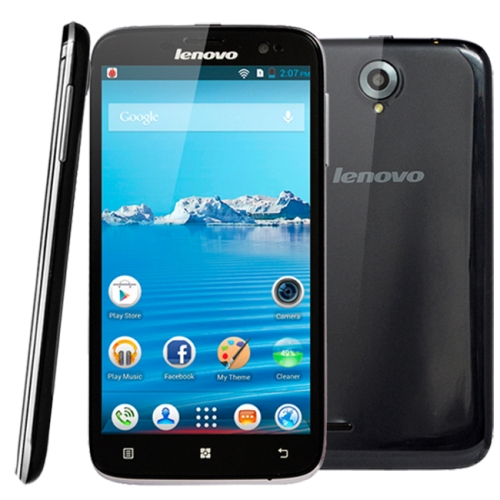 Original Lenovo A850 5.5 inch IPS Capacitive Screen Android OS 4.2 Smart Phone, MT6782M Quad Core 1.3GHz, ROM: 4GB, RAM: 1GB
