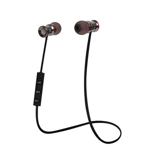 Comfortable High Quality Sport Metal Bluetooth Earphone Wireless Bass in ear with Mic for Xiaomi Samsung ForGopro Bluetooth V4.1