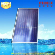 CE hot direct flow vacuum tube solar collector