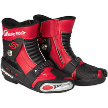fashion boots/motorcycle safety boots shoes