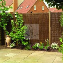 home deco willow fence