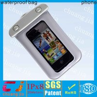 POP sport armband jogging waterproof bag for iphone 5 with earphone