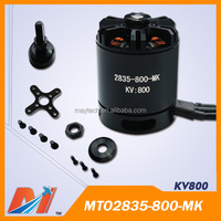 Maytech brushless outrunner motor multi copter 2835 800KV for DJI Phantom 2 Vision Multi Rotor Quad
