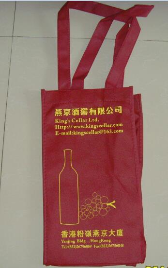 Multifunctional promotional cheap logo shopping bags for wholesales