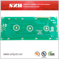 8 Layer Printed Circuit Board PCB for Camera Products