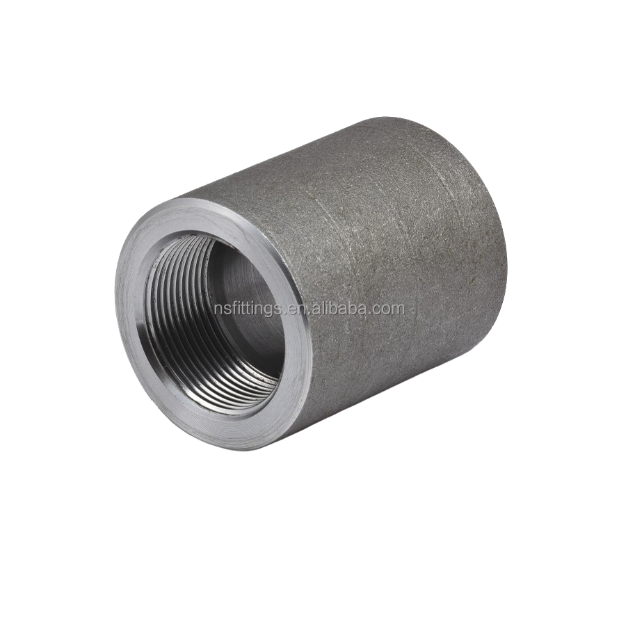 A350LF2 ANSI B16.11 NPT Coupling 3000LB Threaded