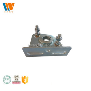 Customzied high quality assembly parts,hardware products with bolt and nut on sales
