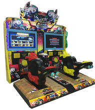 popular coin operated motor simulator arcade motorcycle video racing game machine