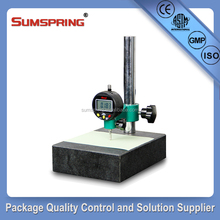 Low Price Paper and cardboard thickness gauge tester