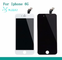 Lcd display for iphone 6, touch screen for iphone 6 lcd, lcd digitizer for iphone 6 lcd original new 2016 4.7 inch oem factory q