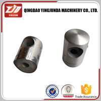 handraill accessory stainless steel handrail fitting 10mm hole through bar holder stainless steel holder