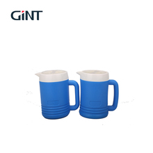1L portable reusable water insulated cooler jug