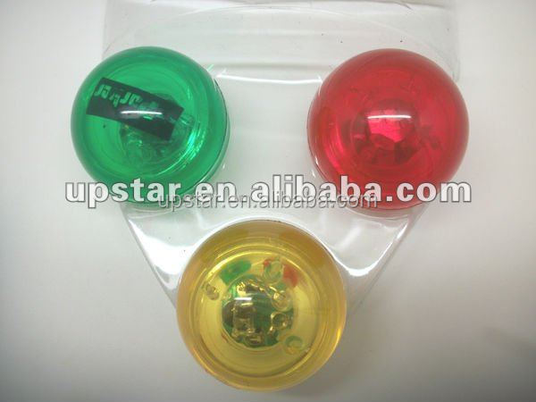 Kids LED Flashing Ball Light Jump Ball