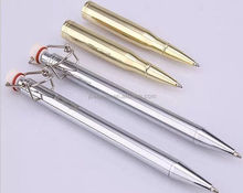 promotional special wholesale bullet metal ball pen